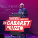 Theo Nijland is winnaar Poelifinario Kleinkunst 2019