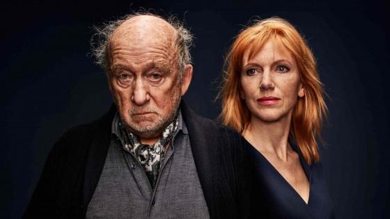 Hans Croiset en Johanna ter Steege te gast bij Tijd voor Max