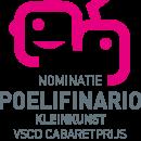 nominatie Poelifinario Kleinkunst 2019