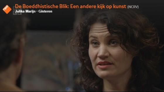 Julika vertelt in De Boeddhistische Blik over Uit Verdriet Geboren