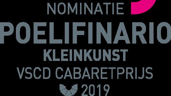 nominatie Poelifinario 2019 voor Theo Nijland!