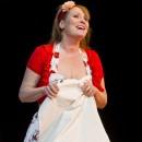 Shirley Valentine - podiumfoto 2