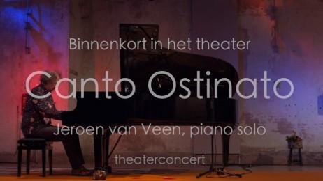 trailer Canto Ostinato (solo)
