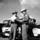 uit verzameling Tim in Lost & Found: Navajo police