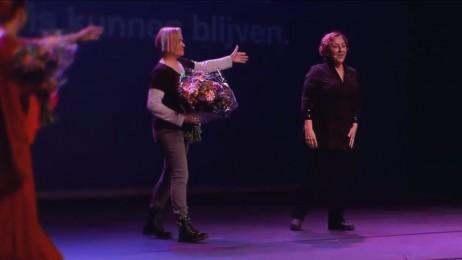 impressie van de première Love is Wonderful! in Theaters Tilburg