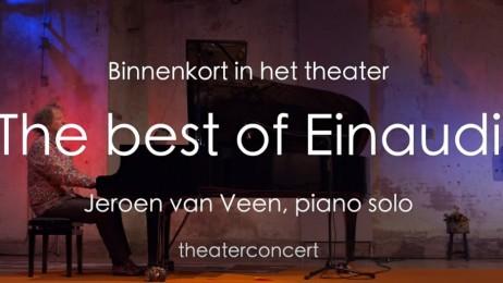 trailer The best of Einaudi (solo)