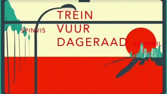 Voila: de trailer TREIN/VUUR/DAGERAAD van Spinvis!