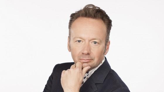 Joris Linssen in twee nieuwe televisieprogramma's