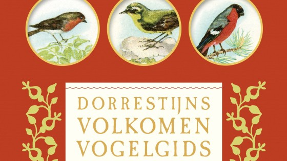 Nieuw boek Dorrestijns Volkomen Vogelgids