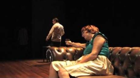 DOEK! van Maria Goos, met Peter Blok en Loes Luca