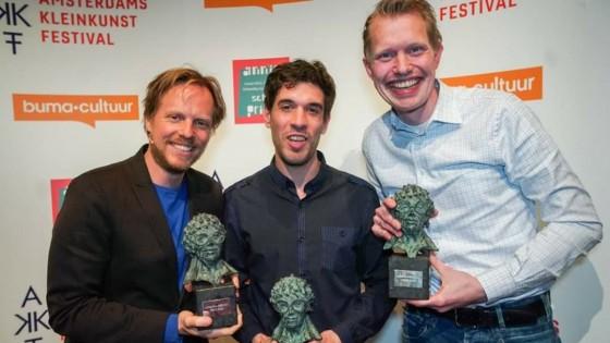 Die Geur winnaar Annie M.G. Schmidtprijs 2018!