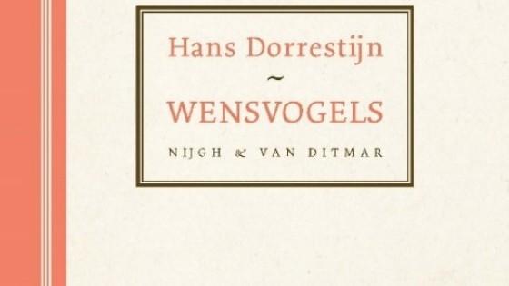 Nieuw boek Wensvogels verschijnt 9 juni